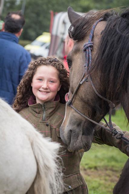 Puck Horse Fair Killorglin, Ireland, August 2019