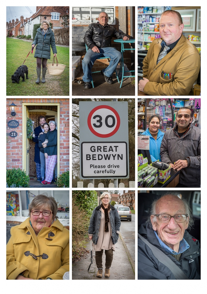 Humans of Bedwyn